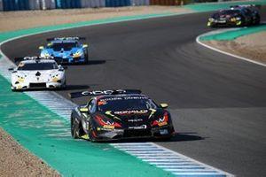 #32 Huracan Super Trofeo Evo, Bonaldi Motorsport: Jack Bartholomew, Stuart Middleton