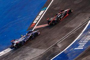Sébastien Buemi, Nissan e.Dams, Nissan IMO2 Sam Bird, Virgin Racing, Audi e-tron FE06