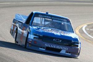 Jordan Anderson, Jordan Anderson Racing, Chevrolet Silverado Goettl Air / Lucas Oil
