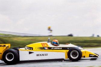 Jean-Pierre Jabouille, Renault