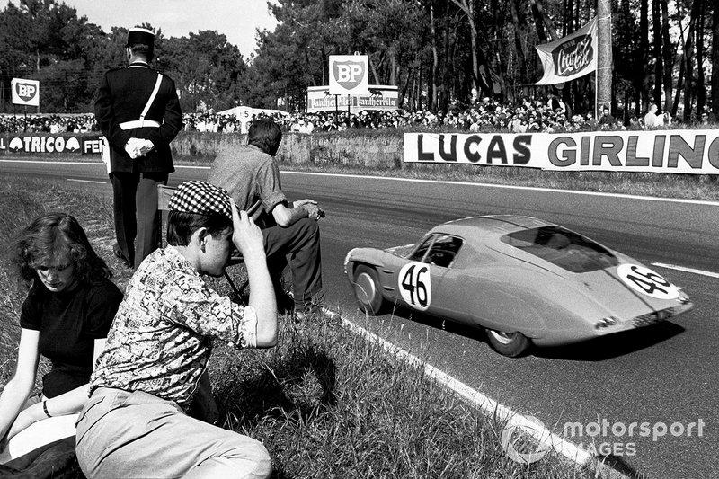 Roger de Lageneste, Henry Morrogh, Alpine M64 Renault
