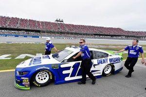 Ryan Blaney, Team Penske, Ford Mustang Dent Wizard