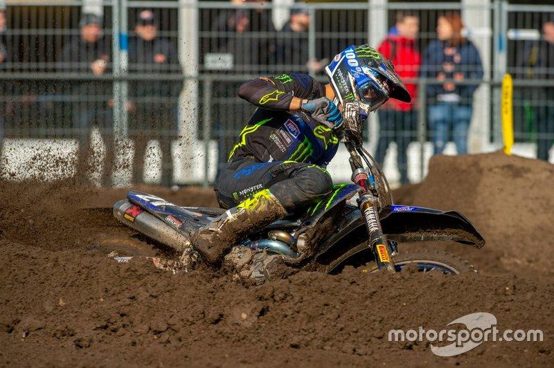 Gautier Paulin, Yamaha Factory Racing