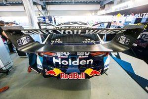 Heckflügel: Holden Commodore