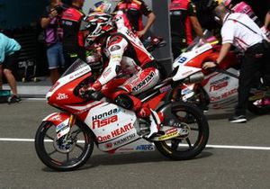 Юки Кунии, Honda Team Asia