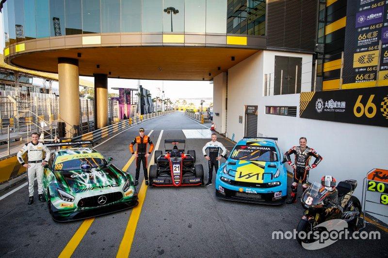 Победители гонок в рамках Гран При Макао