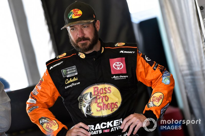 4. NASCAR Cup: Martin Truex Jr to Joe Gibbs Racing