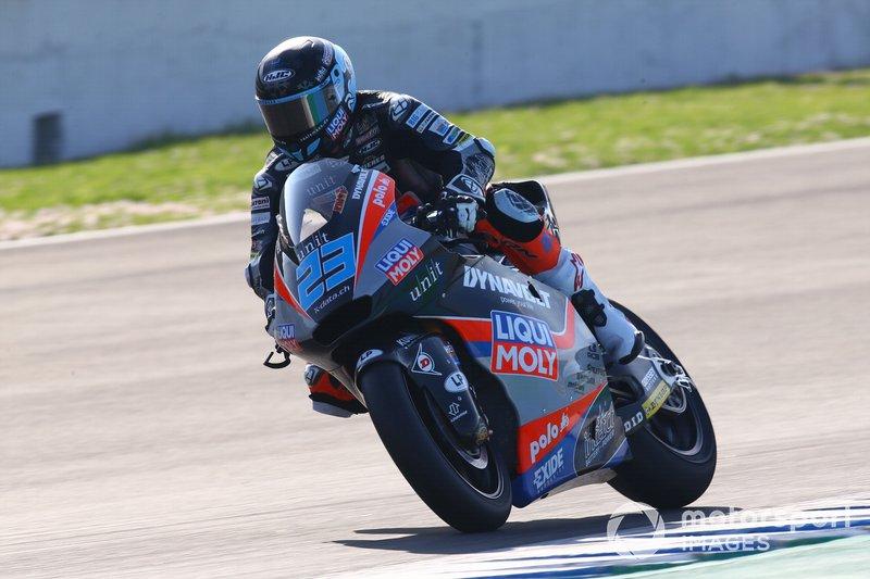 #23 Marcel Schrotter, Intact GP