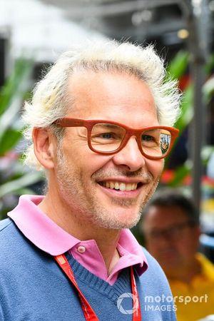 Jacques Villeneuve, Former World Champion