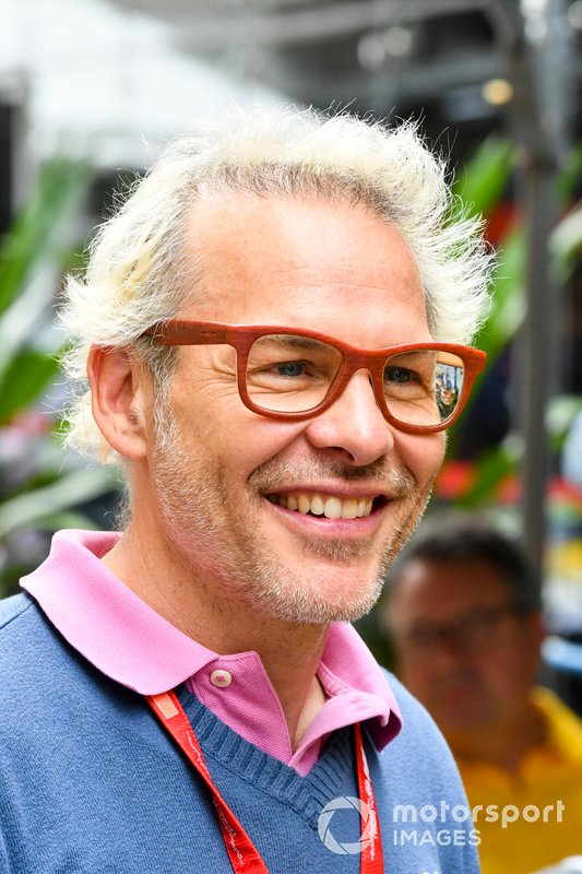 Jacques Villeneuve, Former World Champion