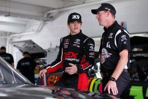Harrison Burton, Joe Gibbs Racing, Toyota Supra iK9