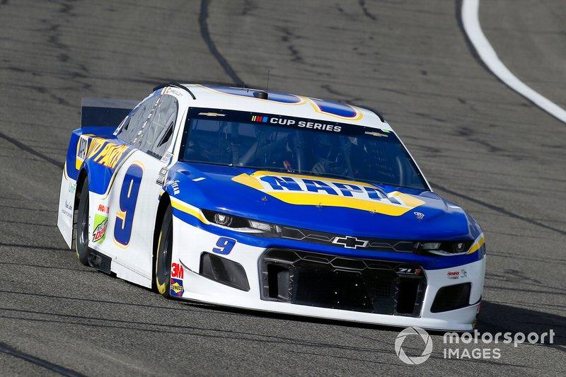 4. Chase Elliott, Hendrick Motorsports, Chevrolet Camaro