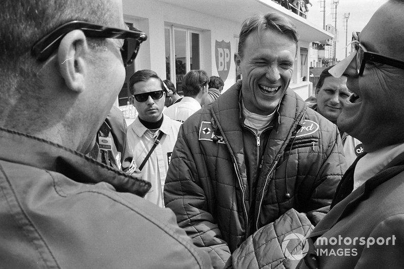 Dan Gurney, alla 24 Ore di Le Mans del 1967