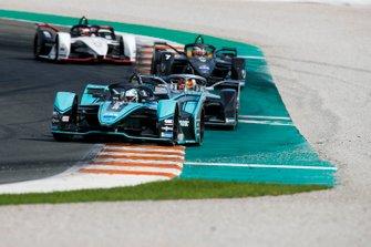 James Calado, Jaguar Racing, Jaguar I-Type 4 Stoffel Vandoorne, Mercedes Benz EQ Formula, EQ Silver Arrow 01, Nico Müller, Dragon Racing, Penske EV-4