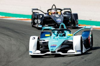 Oliver Turvey, NIO 333, NIO FE-005 Nico Müller, Dragon Racing, Penske EV-4