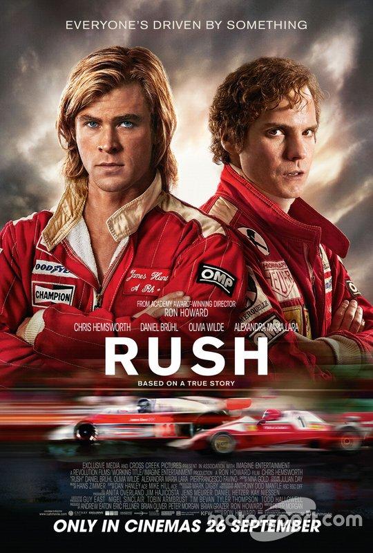 Rush: No Limite da Emoção (Rush, 2013)