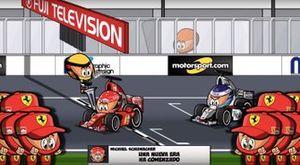 El GP de Japón 2000, por MiniVintage