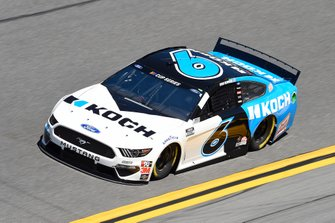 Ryan Newman, Roush Fenway Racing, Ford Mustang Koch Industries