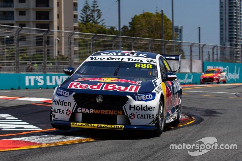 Джейми Уинкап и Крейг Лаундес, Triple Eight Race Engineering, Holden ZB Commodore