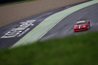 #376 Ferrari 488 Challenge, Ferrari of Atlanta: Lance Cawley