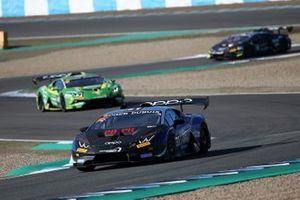 #31 Jonathan Cecotto, Frederik Schandorff, Target Racing, Lamborghini Huracan ST EVO