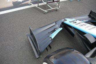 Williams Racing FW42, front wing