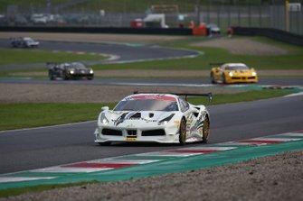 #263 Ferrari 488 Challenge, Ferrari Westlake: Cooper MacNeil