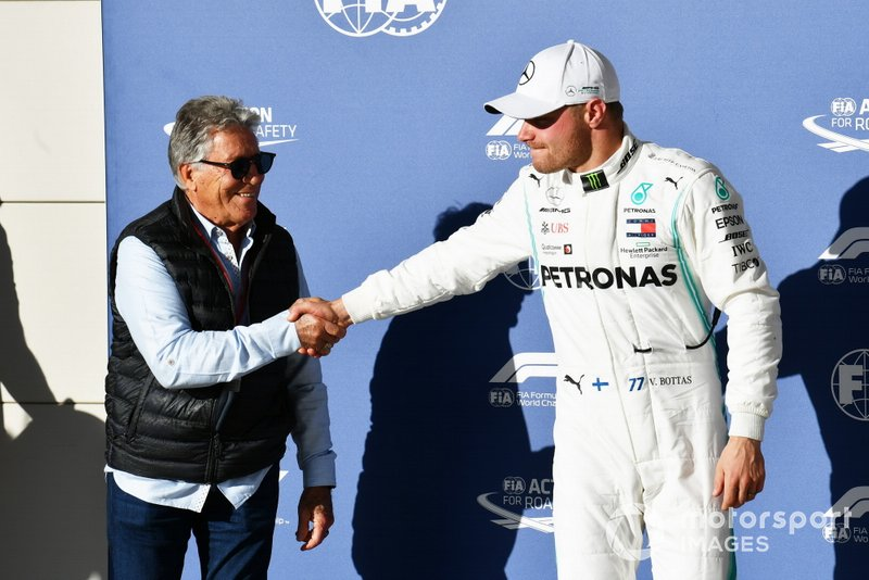 United States GP: Valtteri Bottas, Mercedes