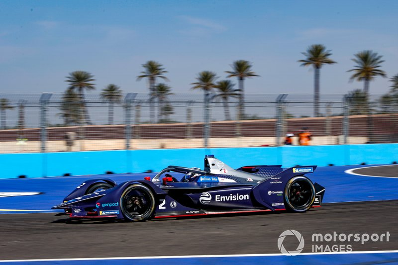 Ник Кэссиди, Envision Virgin Racing, Audi e-tron FE06