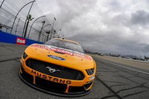 Clint Bowyer, Stewart-Haas Racing, Ford Mustang Rush / HAAS CNC