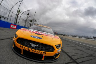Pace-Laps: Clint Bowyer, Stewart-Haas Racing, Ford Mustang Rush / Haas CNC