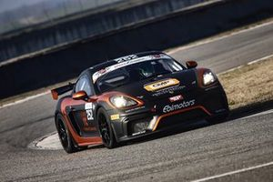 Porsche 718 Cayman GT4, Clubsport Manthey-Racing