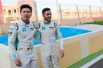 Daniel Cao, Rookie Test Driver for NIO 333, Antonio Fuoco, Rookie Test Driver for NIO 333
