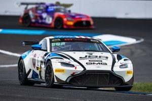 #2 GMG Racing Aston Martin Vantage GT4: Jason Bell, Andrew Davis, Trent Hindman