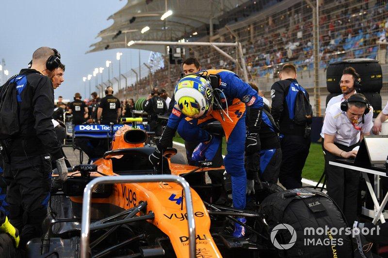 9 місце — Ландо Норріс, McLaren