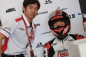 Hiroshi Aoyama, Honda Team Asia, Kaito Toba, Honda Team Asia