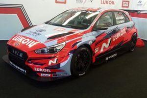 Hyundai i30N, BRC Racing Team