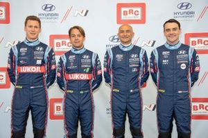 Nick Catsburg, Augusto Farfus, Gabriele Tarquini, Hyundai BRC Team