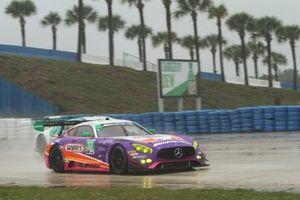 #33 Mercedes-AMG Team Riley Motorsports Mercedes-AMG GT3: Ben Keating, Jeroen Bleekemolen, Felipe Fraga