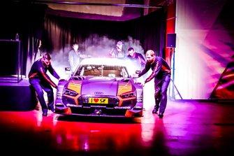 Presentazione Audi Sport Team WRT