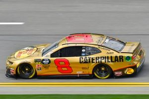 Daniel Hemric, Richard Childress Racing, Chevrolet Camaro Bass Pro Shops / Caterpillar