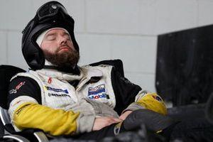 #3 Corvette Racing Corvette C7.R, GTLM: Jan Magnussen, Antonio Garcia, Mike Rockenfeller, crew