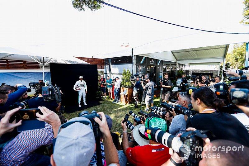Lewis Hamilton (Mercedes AMG F1)