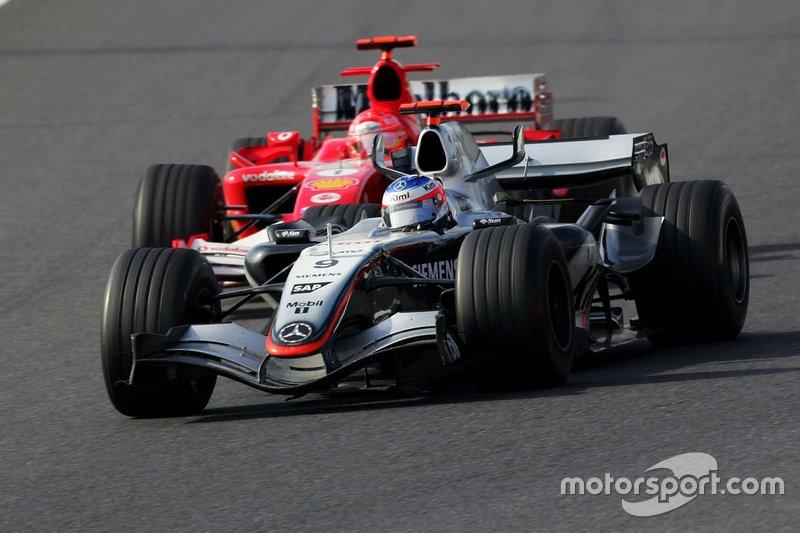 2005 год, Гран При Японии