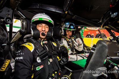 Daniel Ricciardo Supercars test