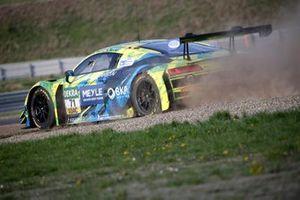 #71 T3 Motorsport Audi R8 LMS: Maximilian Paul, Simon Reicher