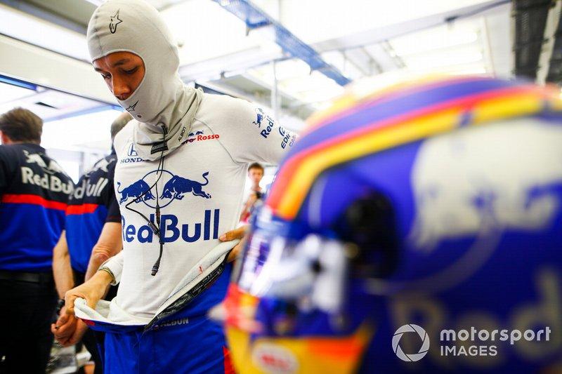 Александр Элбон, Toro Rosso