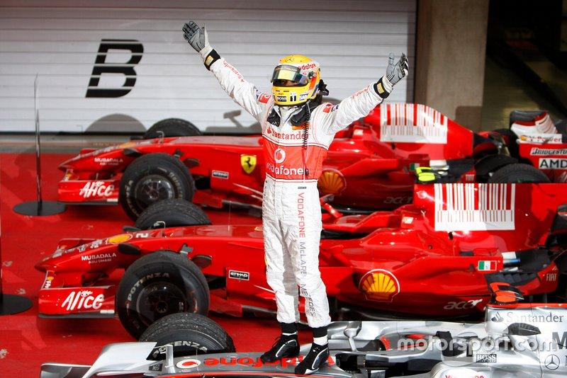 GP da China de 2008
