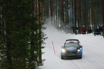 Теему Сунинен и Марко Салминен, M-Sport Ford WRT, Ford Fiesta WRC