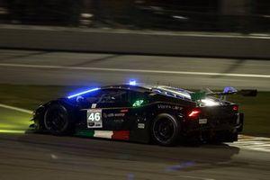 Эмануэле Буснелли, Фабио Бабини, Тейлор Прото, EBIMOTORS, Lamborghini Huracan GT3 (№46)